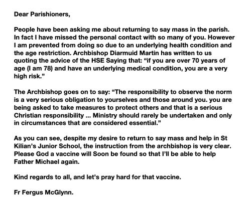 Fergus Note